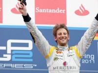 Grosjean Extends GP2 Title Lead With Nurburgring Sprint Win
