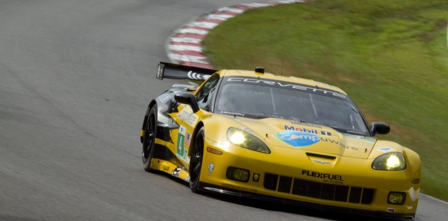 Corvette Racing's Mosport Win In ALMS LMGT Report
