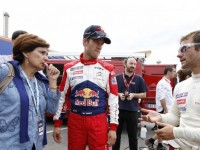 Citroen Teammates Battle For Rally Finland WRC Win