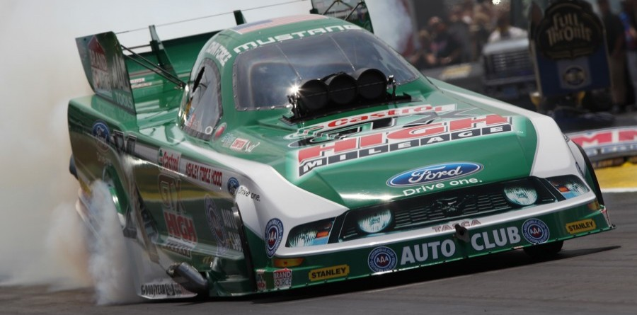 NHRA Sonoma Friday Qualifying At Infineon Raceway Report