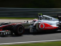 McLaren F1 Hungarian GP Qualifying Report
