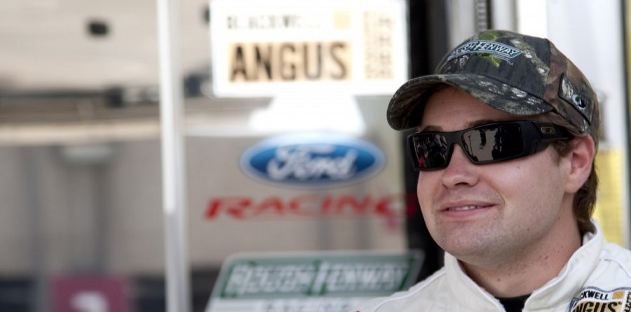 Stenhouse Jr. Speeds To Indy Raceway Park Nationwide Pole