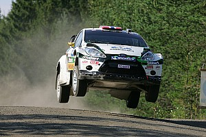M-Sport Stobart Rally Finland Event Summary