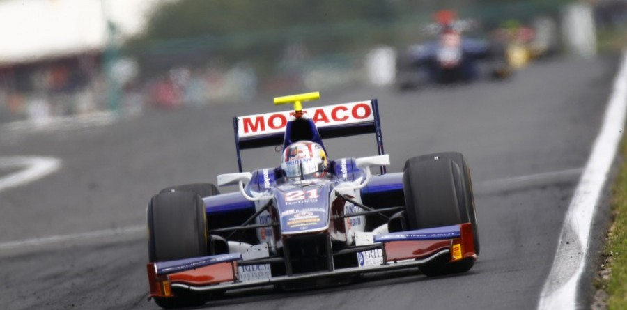 Trident Racing Elated With Budapest GP2 Win In Race 2