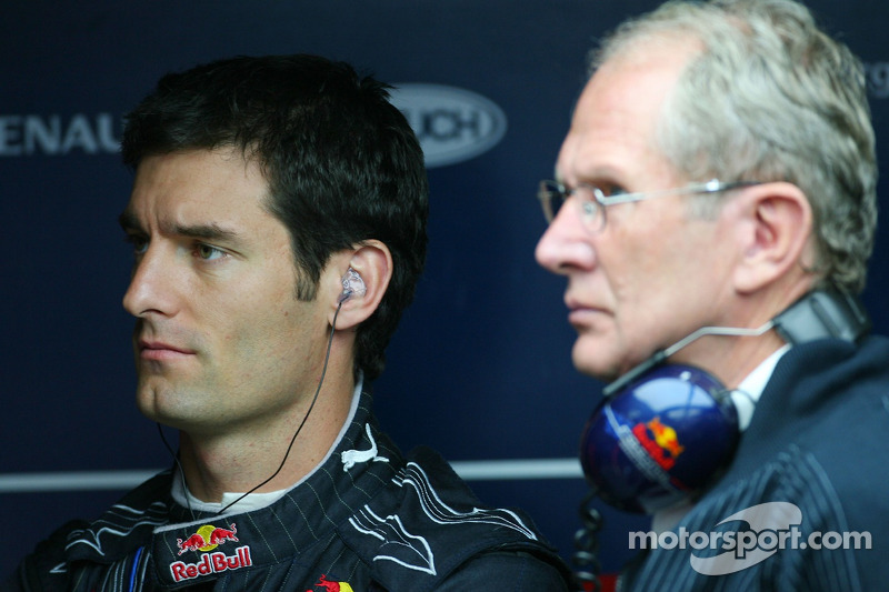 Webber To 'Probably' Retire In 2012 - Marko