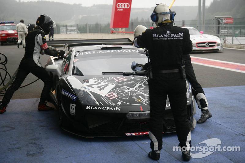 Jos Menten Spa 24 Hour Race Report