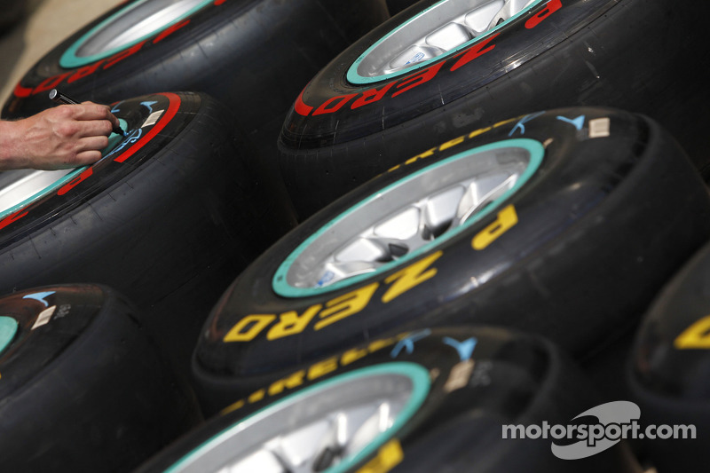 Pirelli Wants Post-Grand Prix Tyre Testing