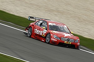 DTM Van der Zande Secures Best Qualifying Result Of The Season At Nurburgring