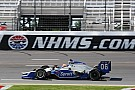Newman/Haas Racing Loudon test day report