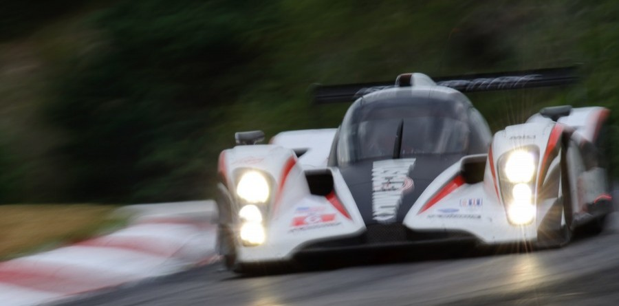 Graf & Luhr win Road America 4 hour battle
