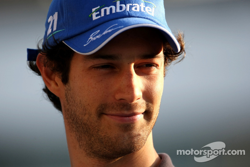 Senna to also replace Heidfeld at Monza