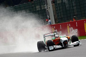 Force India tweaked format to help Sutil