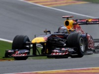 Red Bull Belgian GP - Spa qualifying report