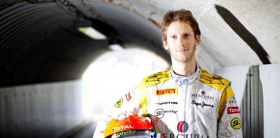 Romain Grosjean - Thoughts of a Champion