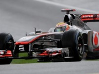 McLaren Belgian GP - Spa race report