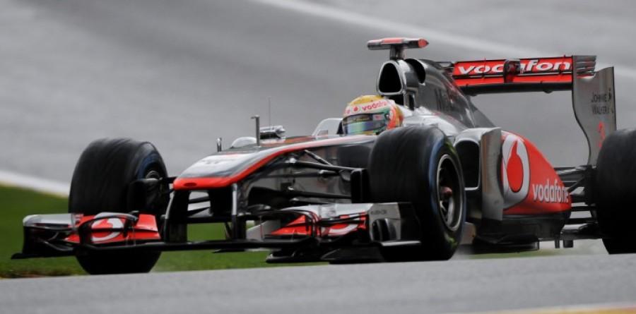 McLaren Belgian GP - Spa race report