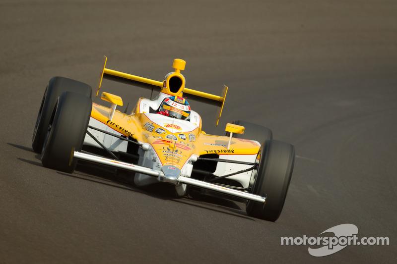 Andretti Autosport Sonoma race report