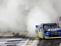 Keselowski Bristol II Sprint Cup race report