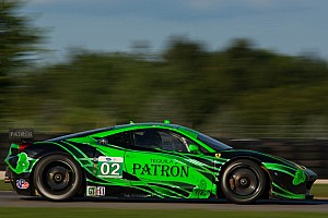 ALMS  Extreme Speed Motorsports Baltimore qualifying report