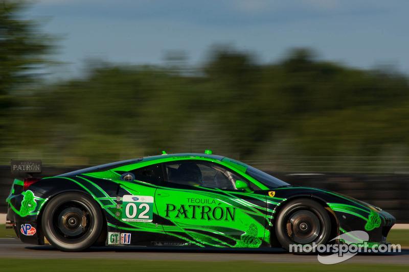 Extreme Speed Motorsports Baltimore qualifying report