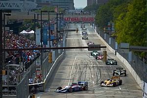 Dale Coyne Racing Baltimore race report