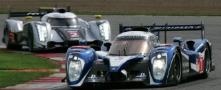 European Le Mans  Pagenaud hands Peugeot the ILMC Silverstone pole