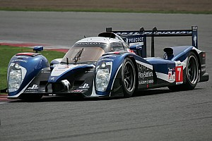 Le Mans Series Silverstone qualifying report