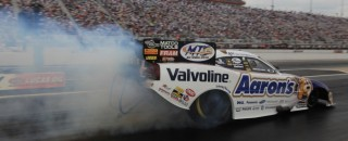 NHRA Beckman seeks points lead at Charlotte II