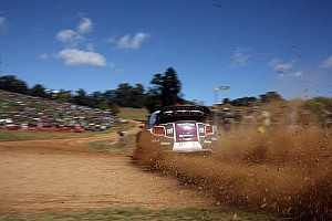 Van Merksteijn Motorsport Rally Australia final leg summary