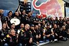 Red Bull now Renault's works team - Horner