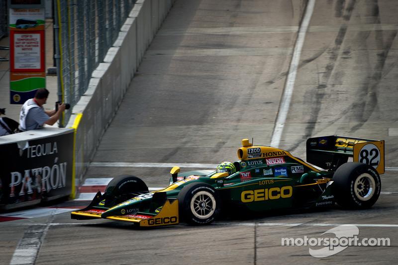 KV Racing  – Lotus geared up for Motegi