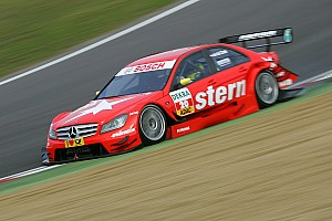 DTM Van der Zande returns to familiar territory