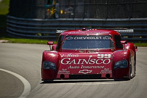 Team Chevy Mid-Ohio qualifying report