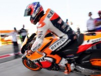 Stoner takes Aragon GP pole in Spain