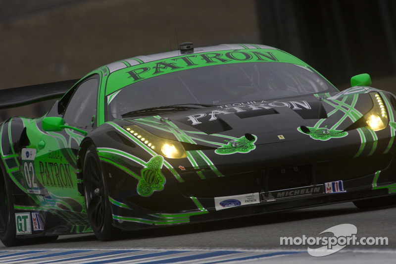 Extreme Speed Motorsports Laguna Seca qualifying report