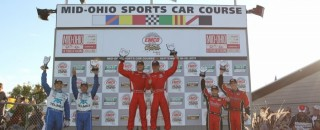 Grand-Am Ganassi & Brumos take titles at Mid-Ohio finale