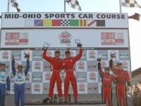 Ganassi & Brumos take titles at Mid-Ohio finale