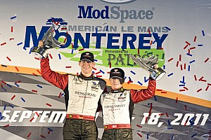 Flying Lizard Motorsports Laguna Seca race report