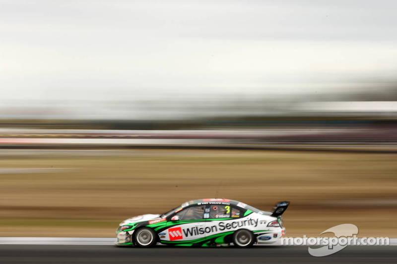 Wilson Security Racing L&H 500 race report