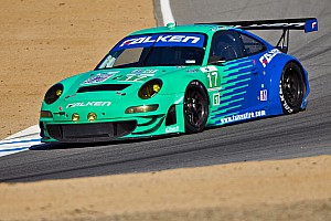 Team Falken Tire Laguna Seca race report