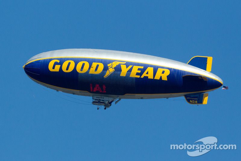 Goodyear Racing Charlotte II final report