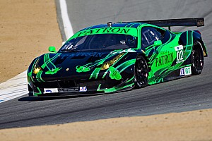 ALMS Guy Cosmo Laguna Seca race report