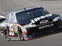 Newman claims Sprint Cup pole at New Hampshire