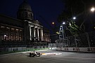 Sauber Singapore GP race report