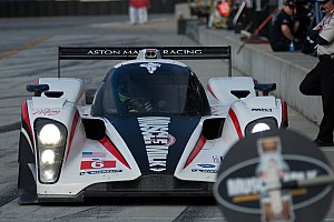 Muscle Milk AMR set for Road Atlanta