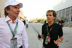 Drivers 'disconnected' with 'sense of risk' - Prost