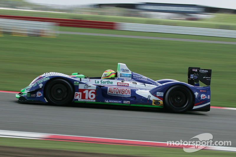 Pescarolo Team 6 Hours of Estoril race report
