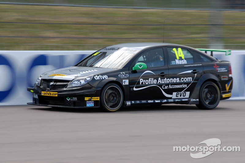 Triple 8 to feild Ollie Jackson for Brands Hatch