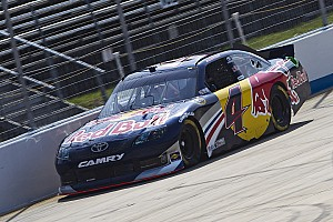 NASCAR Sprint Cup Red Bull Racing Team Dover 300 race report