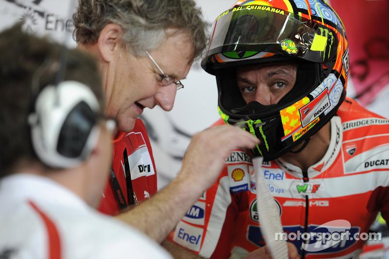 Valentino Rossia medical update